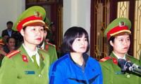 Giữ nguyên bản án 9 năm tù về tội tuyên truyền chống phá Nhà nước đối với Trần Thị Nga