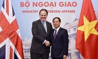 Quốc vụ khanh Bộ Ngoại giao Anh ca ngợi tiềm năng phát triển của Việt Nam