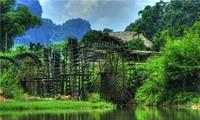 Thung Nai  - Vịnh Hạ Long giữa núi rừng Tây Bắc
