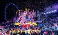 Việt Nam tham gia lễ hội dường phố lớn nhất châu Á tại Singapore