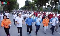"""Tổ chức """"Ngày chạy Olympic vì sức khỏe toàn dân năm 2018"""""""