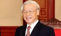 Bài viết của Tổng Bí thư Nguyễn Phú Trọng trên báo Le Monde
