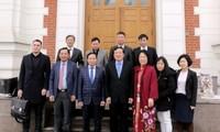 Việt Nam và Liên bang Nga thúc đẩy hợp tác trong lĩnh vực tư pháp