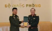 Duy trì quan hệ hợp tác quốc phòng hiệu quả Việt Nam - Myanmar