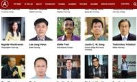 Hai người Việt Nam trong danh sách 100 nhà khoa học châu Á