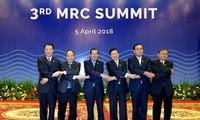 Khai mạc phiên toàn thể Hội nghị Cấp cao lần thứ 3 Ủy hội Sô ng Mekong quốc tế