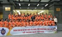 Đoàn kết là tinh thần yêu nước của người Việt ở nước ngoài