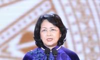 Phó Chủ tịch nước Đặng Thị Ngọc Thịnh tham dự Hội nghị thượng đỉnh Phụ nữ toàn cầu