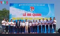 300 tình nguyện viên xuất quân phục vụ Festival Huế 2018