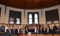 Phó Chủ tịch nước Đặng Thị Ngọc Thịnh đã tiến hành một số hoạt động song phương tại bang Victoria