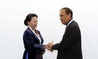 Chủ tịch Quốc hội Sri Lanka bắt đầu thăm chính thức Việt Nam