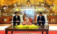 Hà Nội thúc đẩy hợp tác với Nhật Bản trong lĩnh vực môi trường