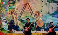 Khai mạc Liên hoan nghệ thuật hát Then, đàn Tính toàn quốc