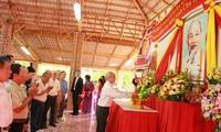 Kiều bào tại Thái Lan kỷ niệm 128 năm ngày sinh của Chủ tịch Hồ Chí Minh