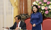 Phó Chủ tịch nước Đặng Thị Ngọc Thịnh gặp mặt Đoàn đại biểu người có công thành phố Cần Thơ
