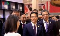 Phó Thủ tướng Chính phủ Vũ Đức Đam dự Lễ Khai mạc Hội chợ Trung Quốc - Nam Á lần thứ 5