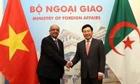 Tăng cường quan hệ Việt Nam- Algeria
