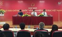 """Phát động Giải Báo chí toàn quốc """"Vì sự nghiệp Giáo dục Việt Nam"""" năm 2018"""