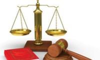 Tòa án nhân dân tỉnh Bình Định thông báo cho ông Nguyễn Thế Hùng