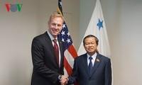 Chuyến thăm nhằm thúc đẩy mối quan hệ Đối tác Toàn diện Việt Nam - Hoa Kỳ