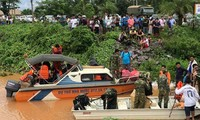 Doanh nghiệp Việt chia sẻ khó khăn với người dân vùng vỡ đập ở Lào