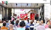 Việt Nam tham dự Lễ hội văn hóa châu Á