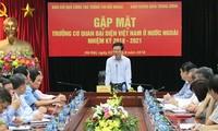 Phát huy vai trò cầu nối hữu nghị và hợp tác của các Cơ quan đại diện Việt Nam ở nước ngoài