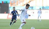 Quang Hải ghi bàn, Olympic Việt Nam thắng thuyết phục Olympic Nhật Bản