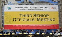 Hội nghị lần thứ ba các quan chức cao cấp APEC 2018 tiếp tục thúc đẩy hợp tác và liên kết kinh tế khu vực