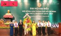 Đại hội Hội Nông dân TPHCM lần thứ X