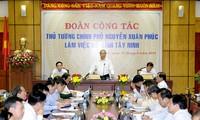 Thủ tướng gợi ý Tây Ninh trở thành hình mẫu làm giàu từ nông nghiệp