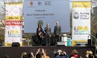 """Ấn tượng """"Ngày Việt Nam"""" tại Argentina"""