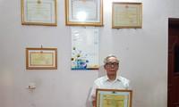 Người kết nối Đài Tiếng nói Việt Nam với các gia đình liệt sĩ