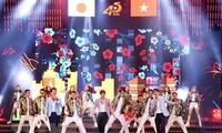 Nhạc hội Việt - Nhật tôn vinh nét đẹp văn hóa Á Đông