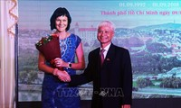 Thành phố Hồ Chí Minh kỷ niệm Quốc khánh Cộng hòa Slovakia