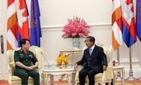 Campuchia coi trọng tình đoàn kết hữu nghị truyền thống, sự hợp tác toàn diện với Việt Nam