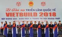 Hơn 900 doanh nghiệp tham gia Vietbuild thành phố Hồ Chí Minh TPHCM 2018 lần thứ 2