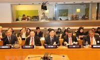 Hoạt động của Phó Thủ tướng, Bộ trưởng Ngoại giao Phạm Bình Minh bên lề Đại hội đồng Liên hợp quốc khóa 73