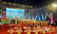 Khai mạc Tuần Văn hóa, Thể thao các dân tộc vùng Đông Bắc tỉnh Quảnh Ninh lần thứ II