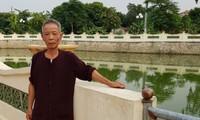 Cựu chiến binh Nguyễn Tứ Hùng - Công dân Ưu tú Thủ đô 2018