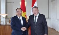 Tuyên bố chung Việt Nam - Đan Mạch
