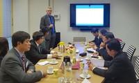 Đoàn Tổng cục Dự trữ Nhà nước làm việc tại Hà Lan