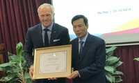 Bổ nhiệm tay golf  huyền thoại thế giới Greg Norman làm Đại sứ Du lịch Việt Nam