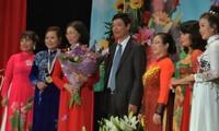 Hội phụ nữ Việt Nam tại Cộng hoà Slovakia vừa tổ chức đại hội lần thứ 5