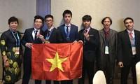 Việt Nam giành huy chương vàng tại kỳ thi Olympic về Thiên văn học và Vật lý thiên văn quốc tế