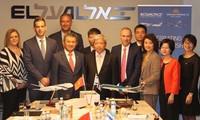 Vietnam Airlines và El Al Israel Airlines ký thỏa thuận liên danh