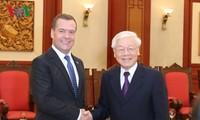 Việt Nam coi Nga là đối tác truyền thống hữu nghị, đối tác tin cậy