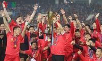 AFF Suzuki Cup 2018: Việt Nam và Hàn Quốc tranh cúp bóng đá liên khu vực