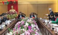 Ông Võ Văn Thưởng đôn đốc công tác chống tham nhũng ở Hà Tĩnh