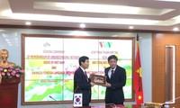 VOV ký thỏa thuận hợp tác với Đài phát thanh GNF của Hàn Quốc